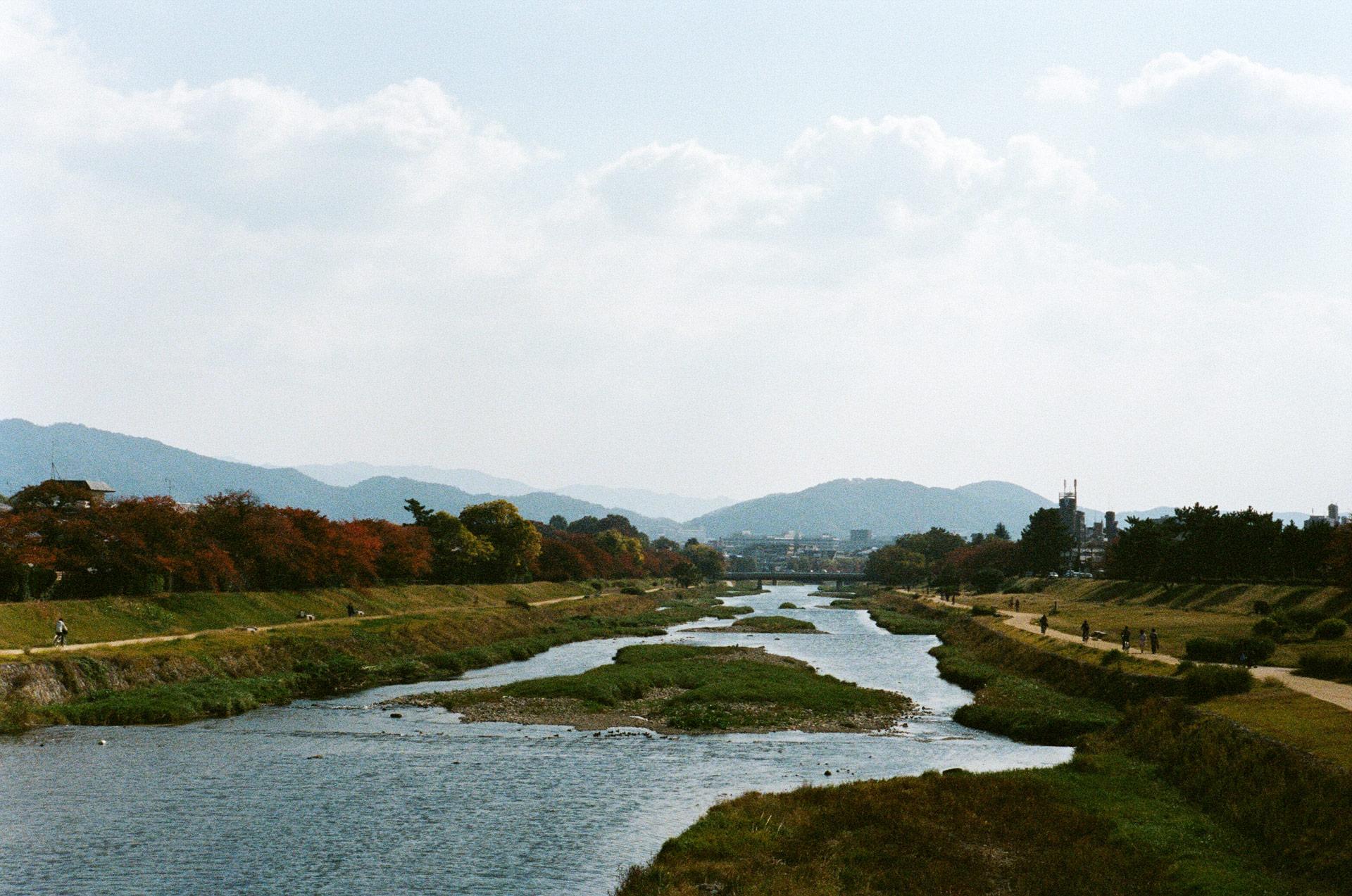 高野川,2014