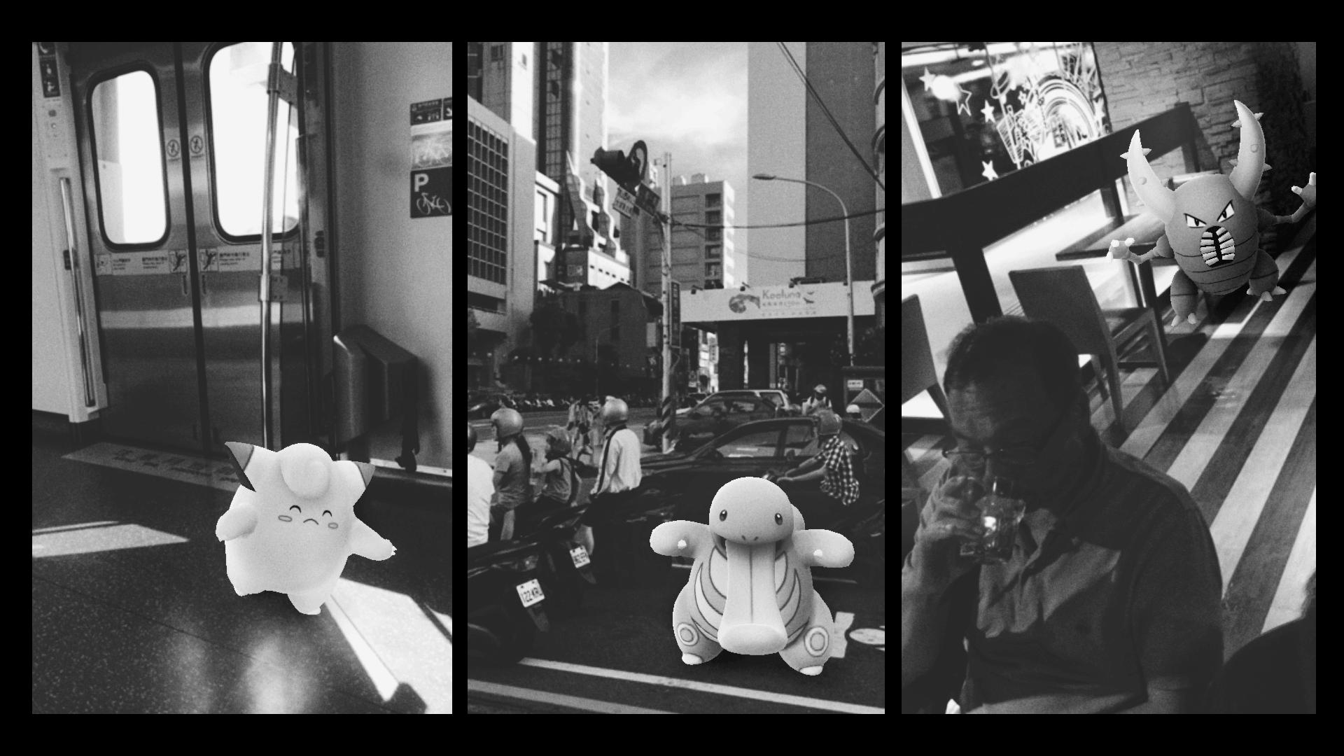 寶可夢群像,2016